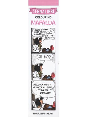 Mafalda. Segnalibri colouring. Vol. 1