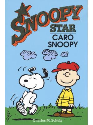 Caro Snoopy. Snoopy star