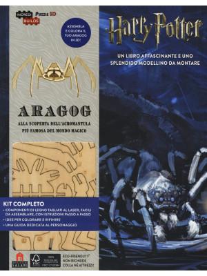 Aragog. Harry Potter. Incredibuilds puzzle 3D da J. K. Rowling. Nuova ediz. Con gadget