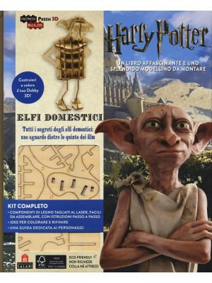 Elfi domestici. Harry Potter. Incredibuilds puzzle 3D da J. K. Rowling. Nuova ediz. Con Prodotti vari