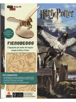 Fierobecco. Harry Potter. Incredibuilds puzzle 3D da J. K. Rowling. Nuova ediz. Con gadget
