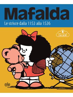 Mafalda. Le strisce. Vol. 4: Dalla 1153 alla 1536