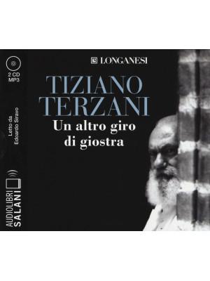 Un altro giro di giostra letto da Edoardo Siravo. Audiolibro. 2 CD Audio formato MP3