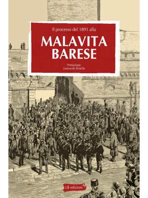 Il processo del 1891 alla malavita barese