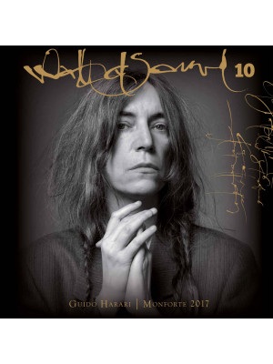 Wall of sound 10. Guido Harari. Monforte 2017. Ediz. italiana e inglese