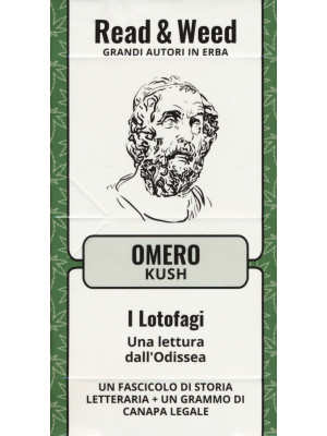 I Lotofagi. Una lettura dall'Odissea. Con gadget