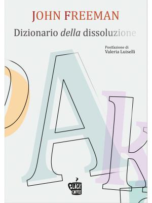 Dizionario della dissoluzione