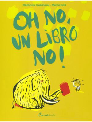 Oh no, un libro no!