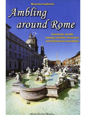 Ambling around Rome