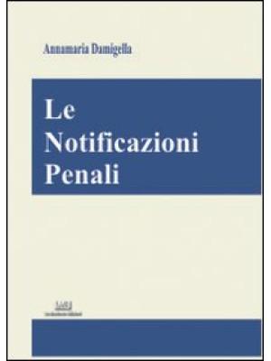 Le notificazioni penali