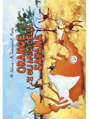 Orange e gli amici della savana