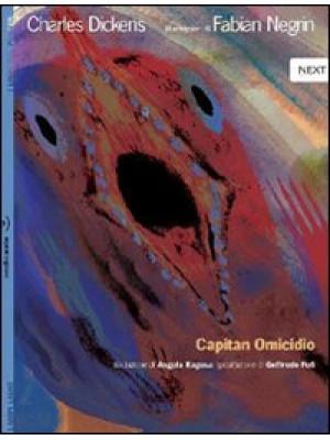 Capitan Omicidio. Ediz. illustrata. Con Poster