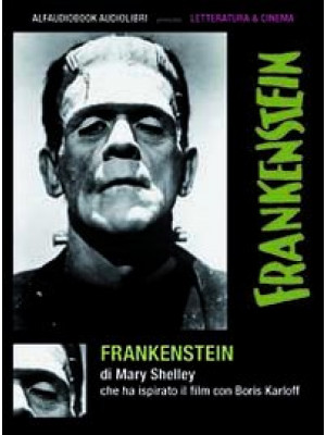 Frankenstein letto da Fabio Bezzi. Audiolibro. CD Audio formato MP3