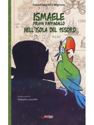 Ismaele pirata pappagallo nell'isola del tesoro