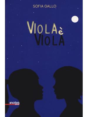 Viola è viola