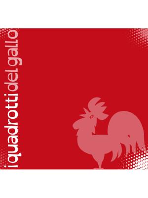 I quaderni del gallo. Linea 100. Quaderni speciali per disgrafia e dislessia. Ergonomico color 100