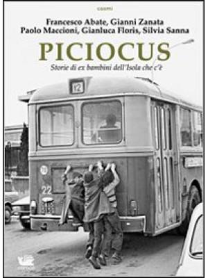 Piciocus. Storie di ex bambini dell'Isola che c'è