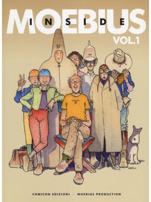 Inside Moebius. Vol. 1