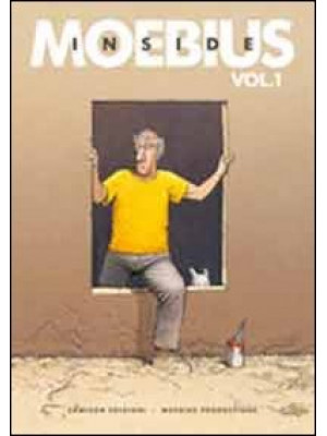 Inside Moebius vol. 1-3. Ediz. limitata