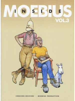 Inside Moebius. Vol. 3