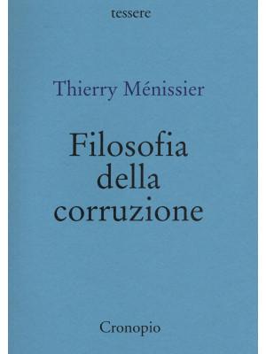 Filosofia della corruzione