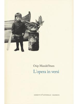 L'opera in versi. Ediz. russa e italiana