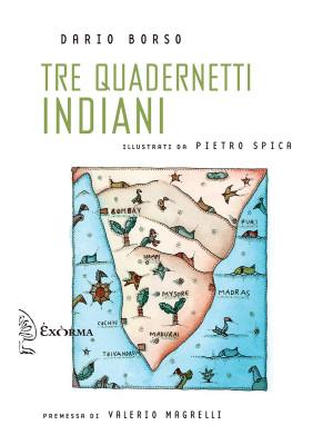 Tre quadernetti indiani