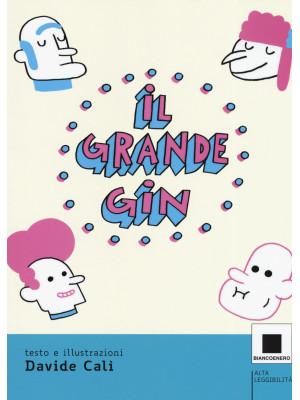 Il ritorno del grande Gin. Ediz. ad alta leggibilità