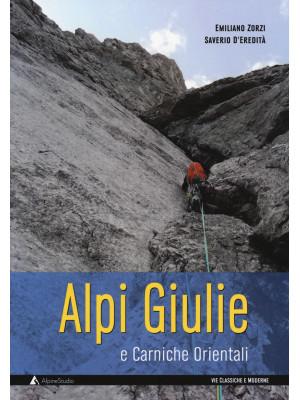 Alpi Giulie e Carniche orientali. Vie classiche e moderne