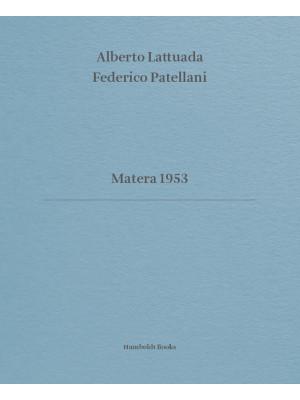 Matera 1953. Ediz. italiana e inglese