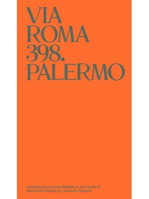 Via Roma 398. Palermo