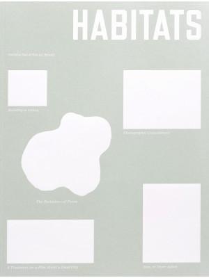 Habitats. Revista das artes no brasil. Ediz. inglese