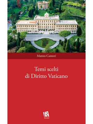 Temi scelti di diritto vaticano