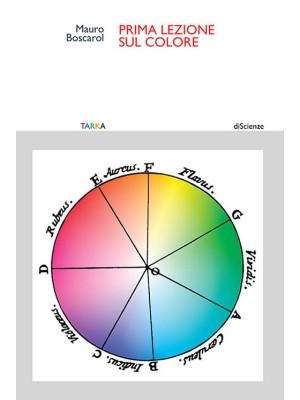Prima lezione sul colore