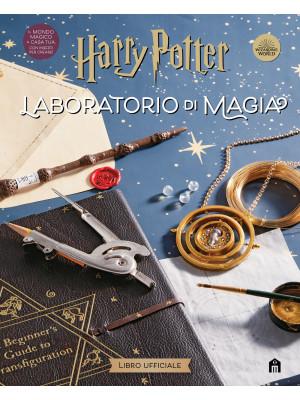 Laboratorio di magia. Harry Potter
