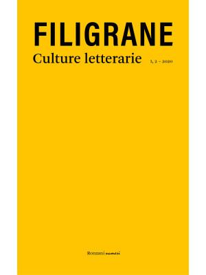 Filigrane. Culture letterarie (2020). Vol. 2: Traduzioni e tradimenti