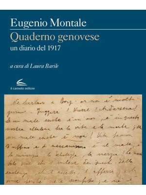 Quaderno genovese. Un diario del 1917