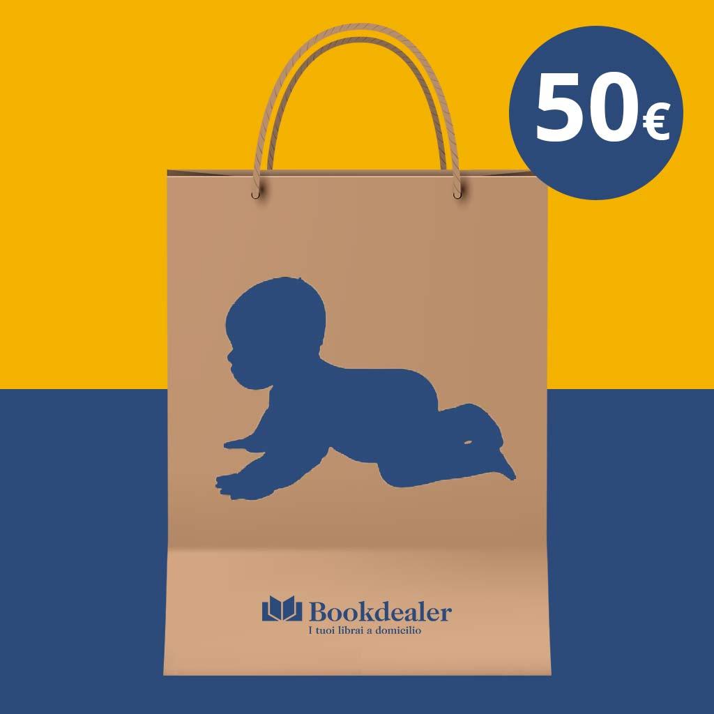 Pacchetto Bambini 0-2 anni: cartonati e primi libri – 50 Euro