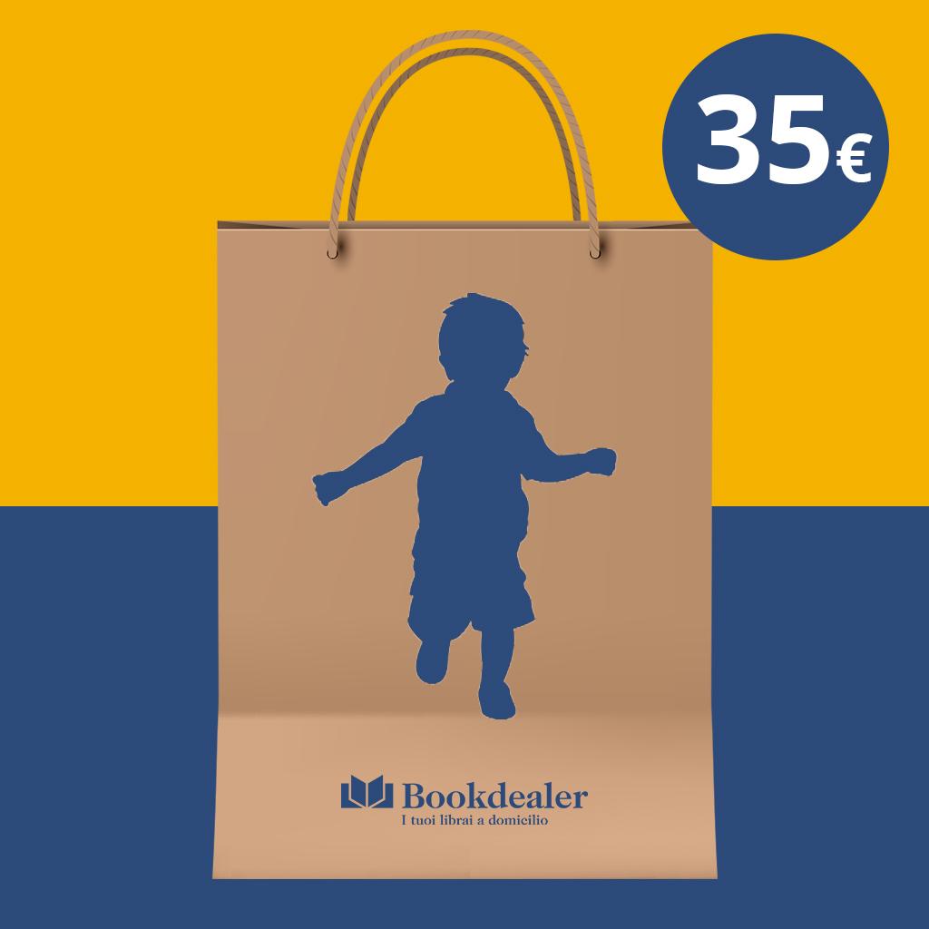 Pacchetto Bambini 3-5 anni: albi illustrati – 45 Euro