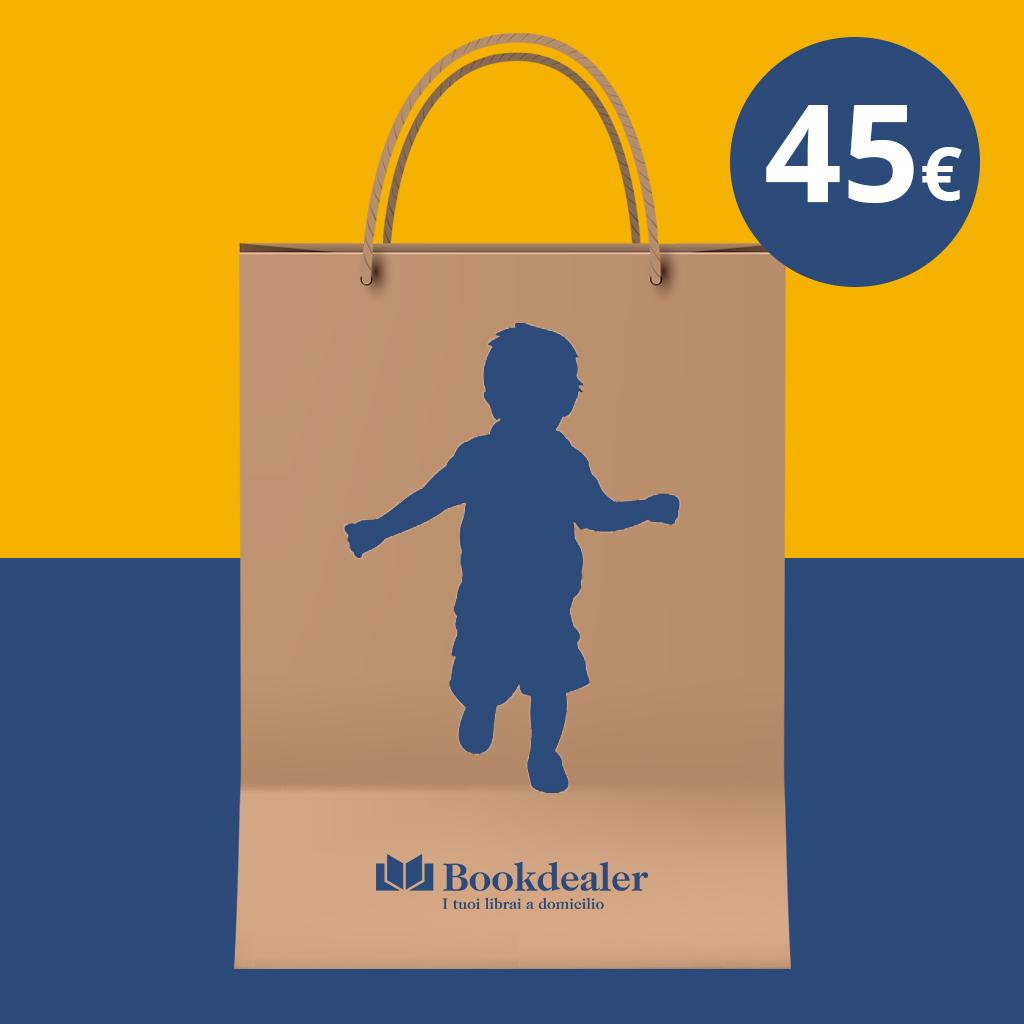 Pacchetto Bambini 3-5 anni: albi illustrati – 55 Euro