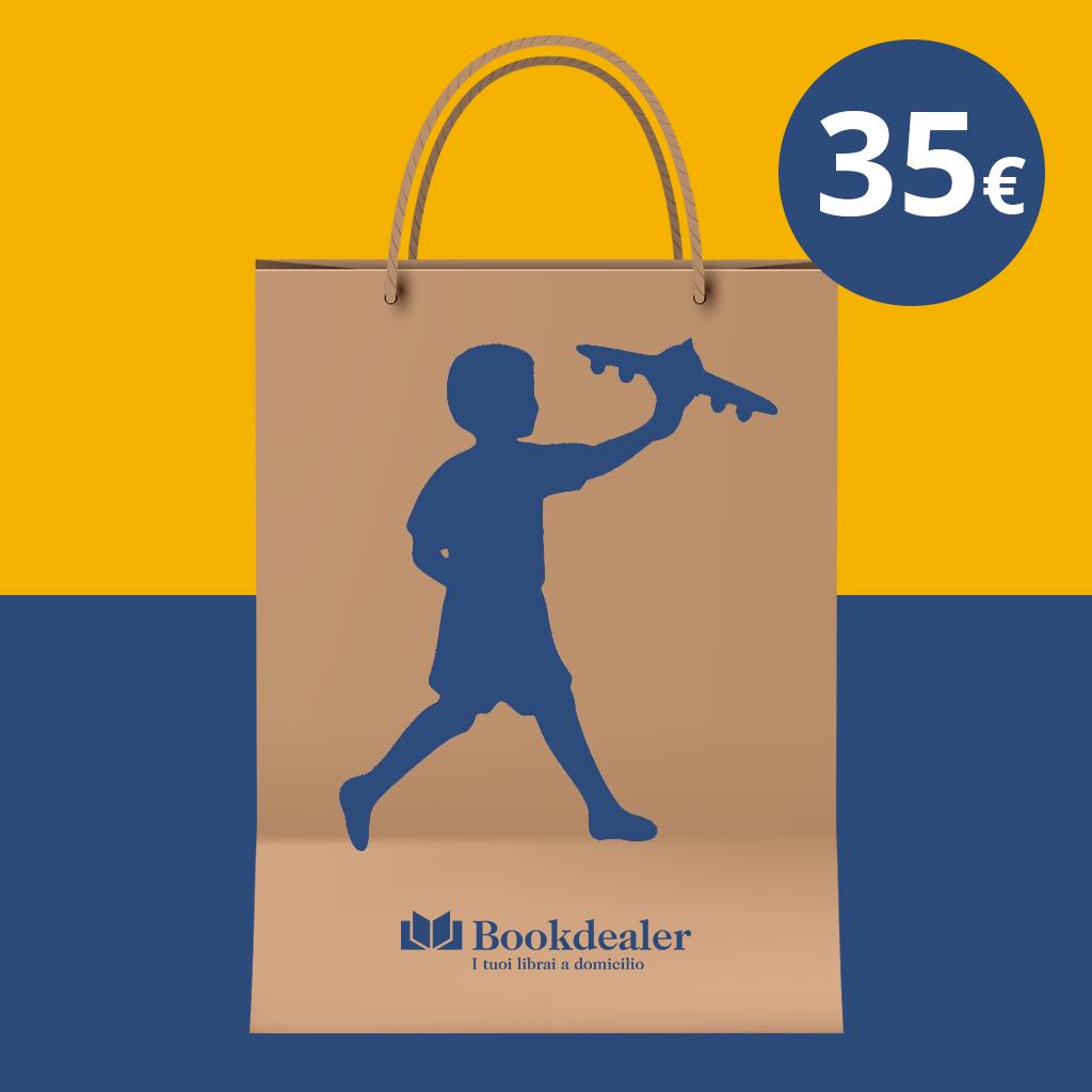 Pacchetto Bambini 6-8 anni: prime letture – 35 Euro