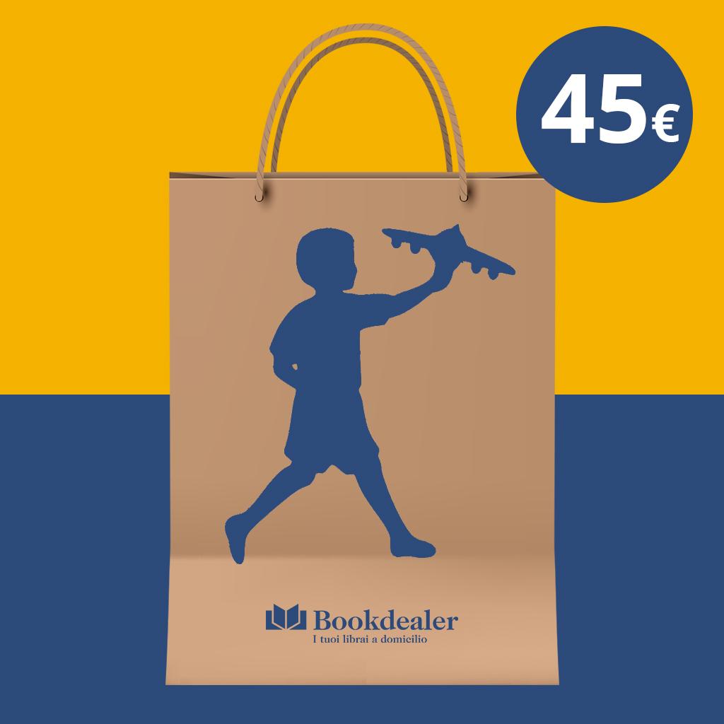 Pacchetto Bambini 6-8 anni: prime letture – 45 Euro